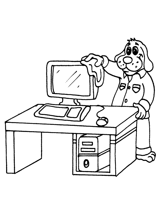 magnet coloring pages - photo#18